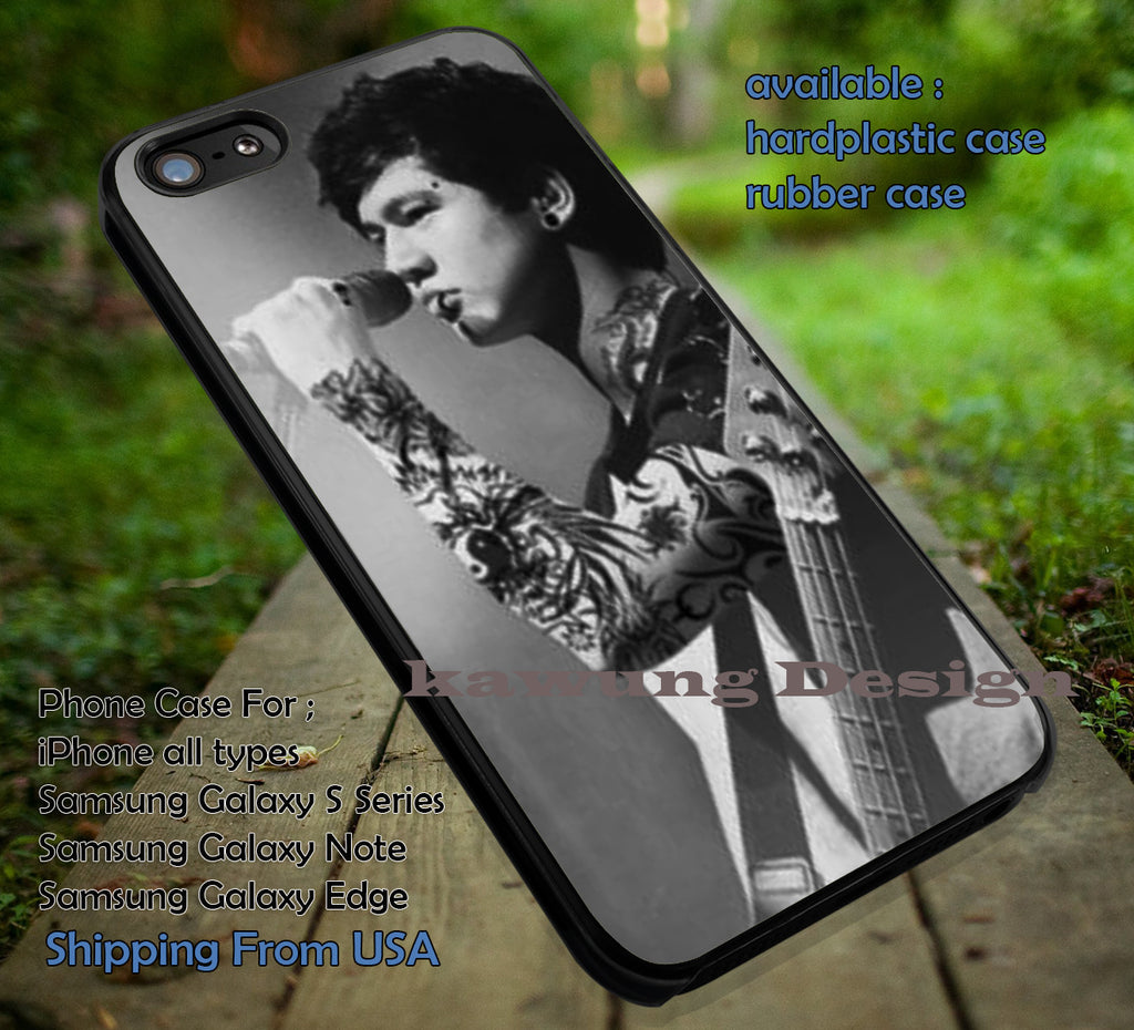calum hood tattoo art, 5SOS, luke hemmings, calum hood, punk tattoo, ashton, 5 Second of Summer, case/cover for iPhone 4/4s/5/5c/6/6+/6s/6s+ Samsung Galaxy S4/S5/S6/Edge/Edge+ NOTE 3/4/5 #music #5sos ii - Kawung Design  - 1