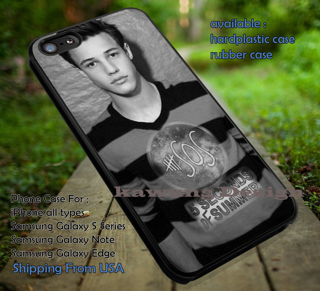 cameron dallas-using 5sos T-shirt, magcon boys, hallpass, cameron dallas, nash grier, carter reynold, 5 Second of Summer, case/cover for iPhone 4/4s/5/5c/6/6+/6s/6s+ Samsung Galaxy S4/S5/S6/Edge/Edge+ NOTE 3/4/5 #music #5sos ii - Kawung Design  - 1