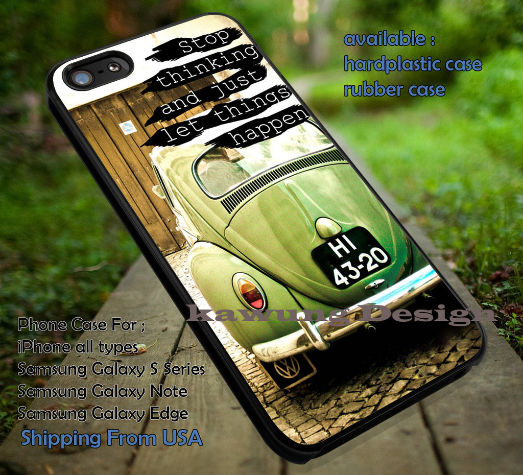 Car Quote Classic iPhone 6s 6 6s+ 6plus Cases Samsung Galaxy s5 s6 Edge+ NOTE 5 4 3 #art ii - Kawung Design  - 1