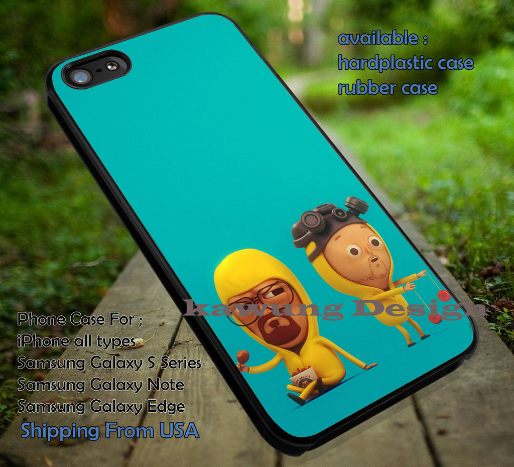 Cartoon 3d Jessie Playing Yoyo | Heisenberg | Jessie | Breaking Bad | Cartoon 3d Version | case/cover for iPhone 4/4s/5/5c/6/6+/6s/6s+ Samsung Galaxy S4/S5/S6/Edge/Edge+ NOTE 3/4/5 #cartoon ii - Kawung Design  - 4