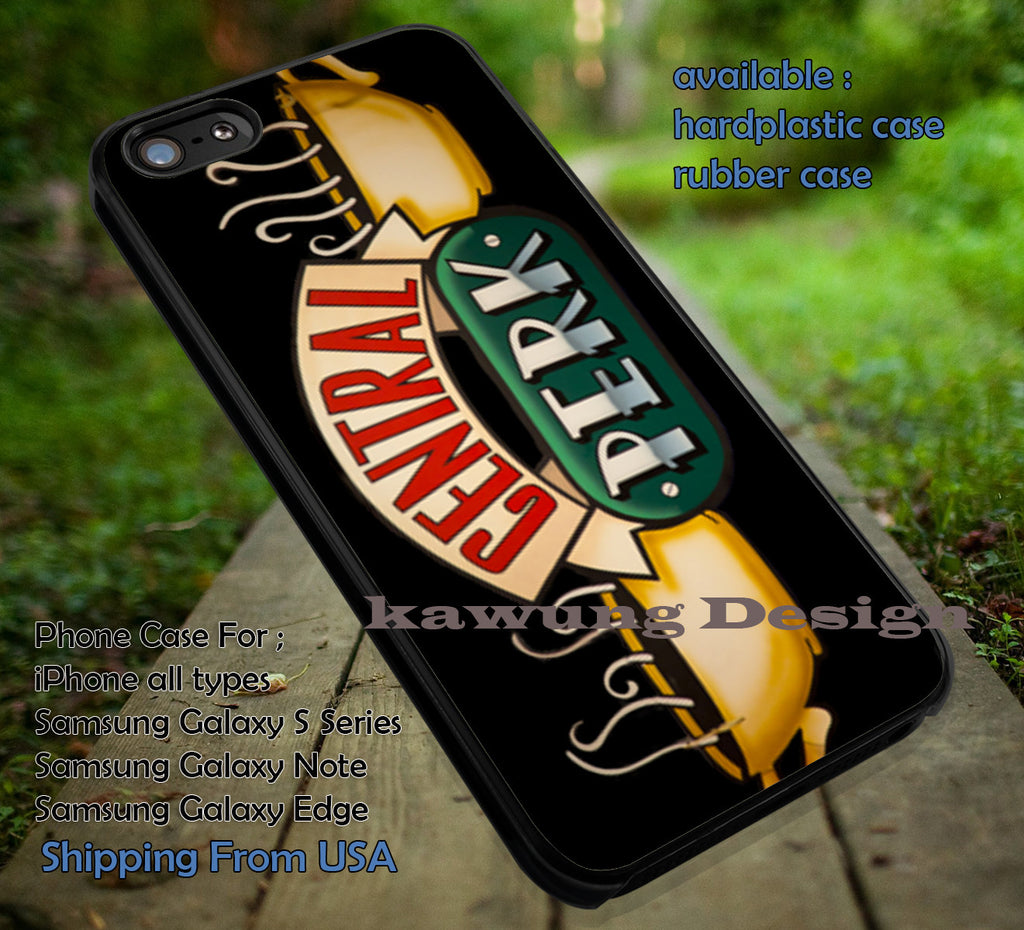 Central Perk Friends TV Show iPhone 8+ 7 6s Cases Samsung Galaxy S8 S7 edge NOTE 8 5 4