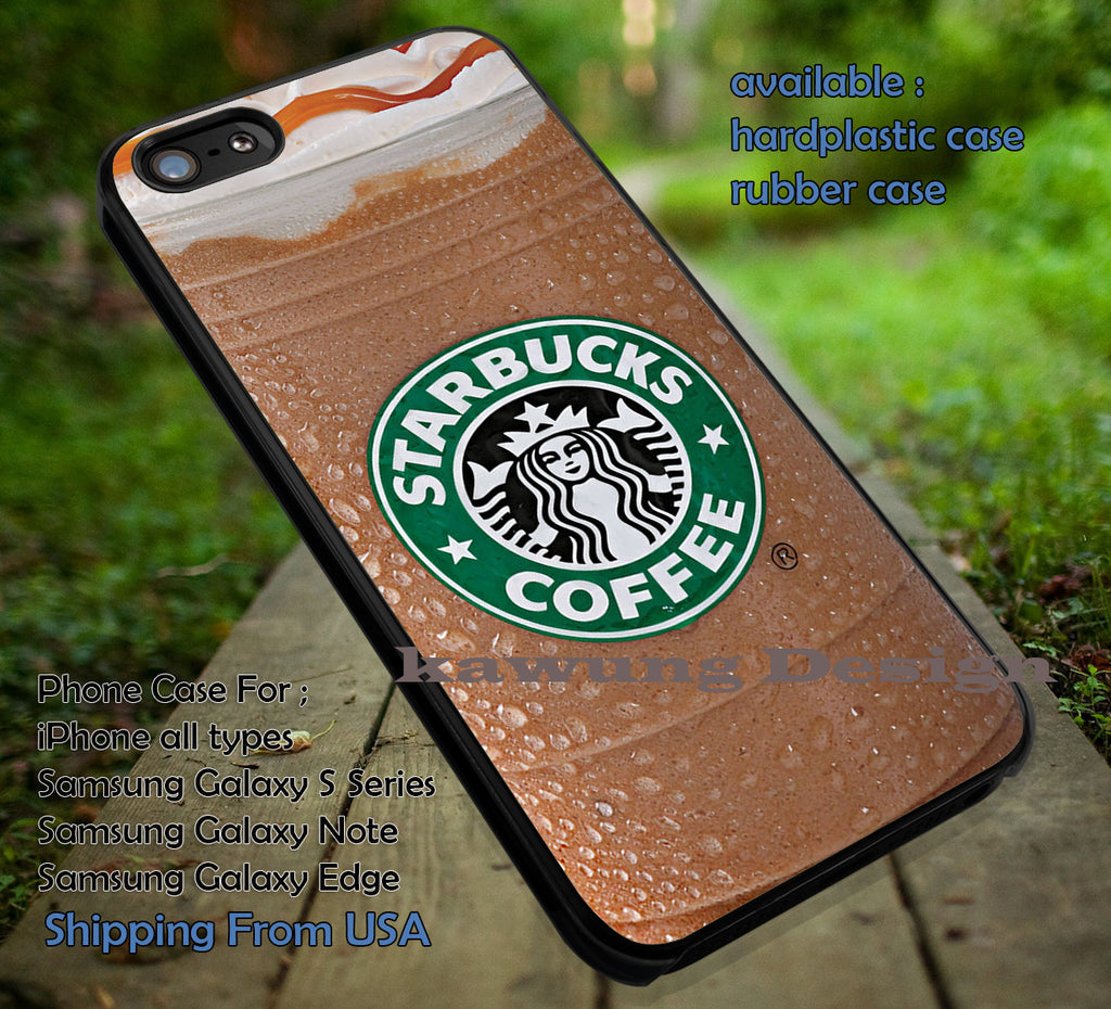 Coffee Cup Caramel iPhone X 8+ 7 6s Cases Samsung Galaxy S8 S7 edge NOTE 8 5 4