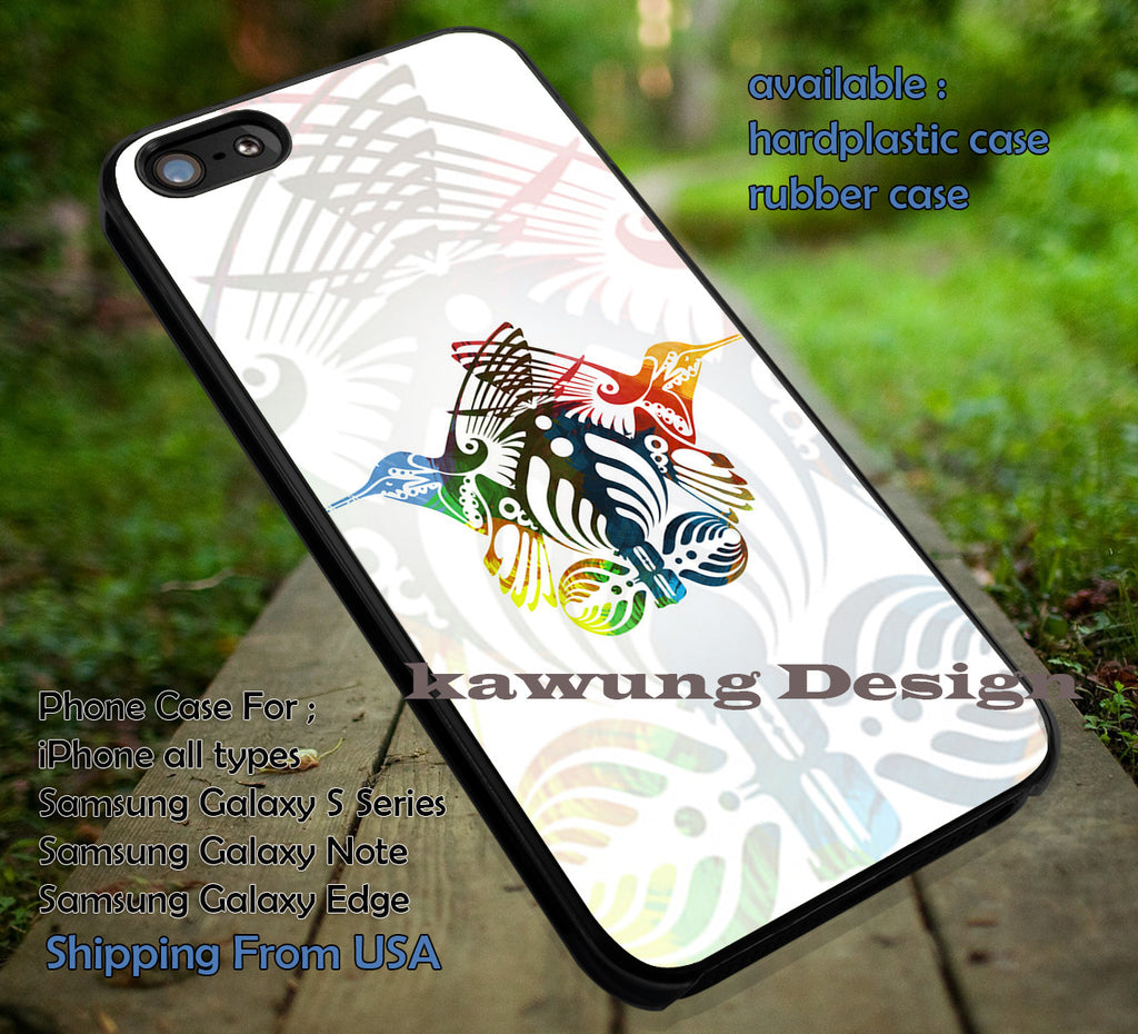 Color Logo DJ iPhone 6s 5s 5c 6s+ 4s Cases Samsung Galaxy s5 s6 Edge+ NOTE 5 4 3 #music #bnt ii - Kawung Design  - 1