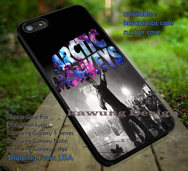 Cool on stage, england, arc, arctic monkeys, case/cover for iPhone 4/4s/5/5c/6/6+/6s/6s+ Samsung Galaxy S4/S5/S6/Edge/Edge+ NOTE 3/4/5 #music #arc  ii - Kawung Design  - 1