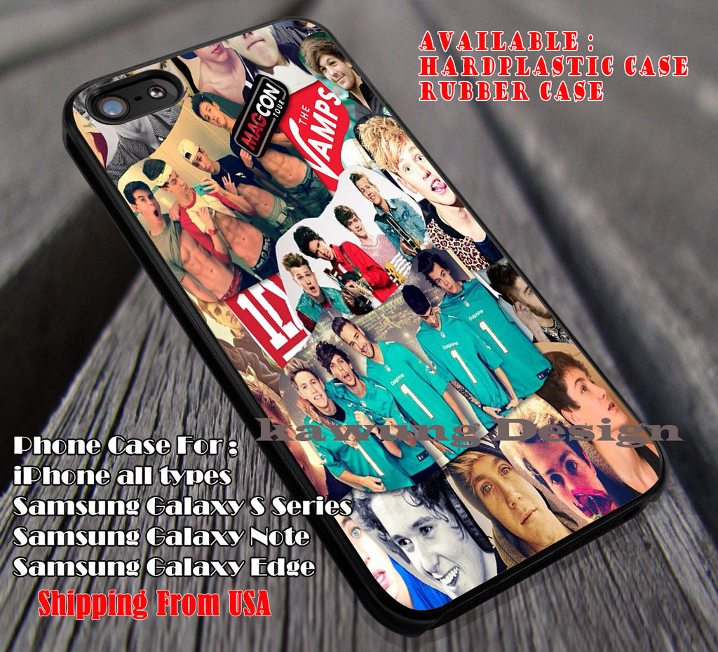 Cute Guys Collage Combination case/cover for iPhone 4/4s/5/5c/6/6+/6s/6s+ Samsung Galaxy S4/S5/S6/Edge/Edge+ NOTE 3/4/5 #music #1d ii
