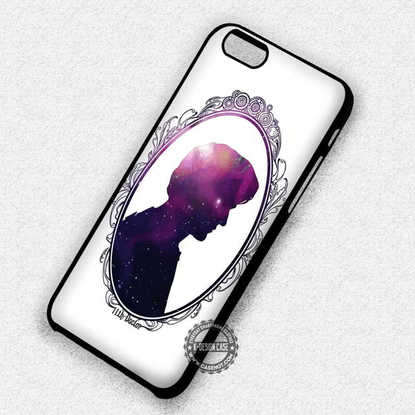 11th Doctor Doctor Who - iPhone 7 Plus 6 5 SE Cases & Covers - Kawung Design  - 1