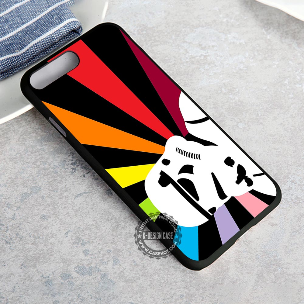 Funny Stormtrooper Party Star Wars iPhone 8 Plus Case