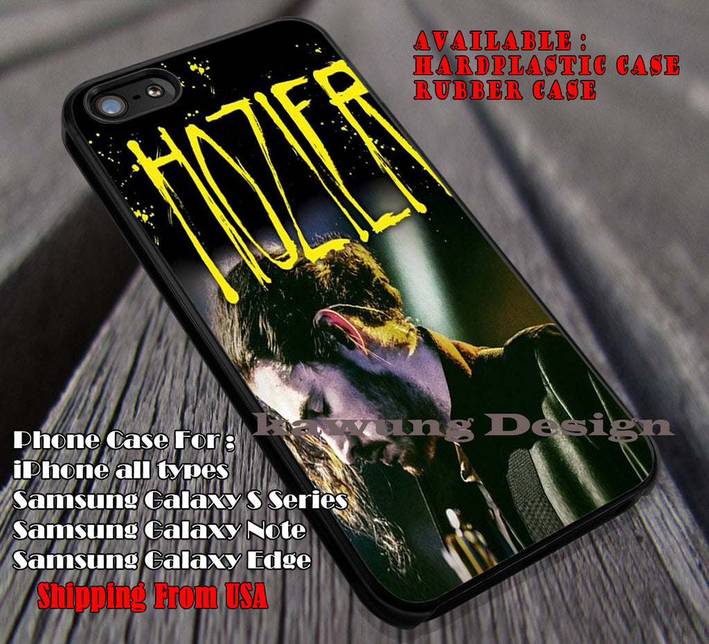 Hozier, Andrew Hozier, case/cover for iPhone 4/4s/5/5c/6/6+/6s/6s+ Samsung Galaxy S4/S5/S6/Edge/Edge+ NOTE 3/4/5 #music #hzr ii - Kawung Design  - 1