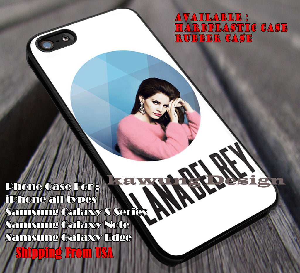 Lana del rey pink mosaic, beautifull young, lana del rey, case/cover for iPhone 4/4s/5/5c/6/6+/6s/6s+ Samsung Galaxy S4/S5/S6/Edge/Edge+ NOTE 3/4/5 #music #lana ii - Kawung Design  - 1