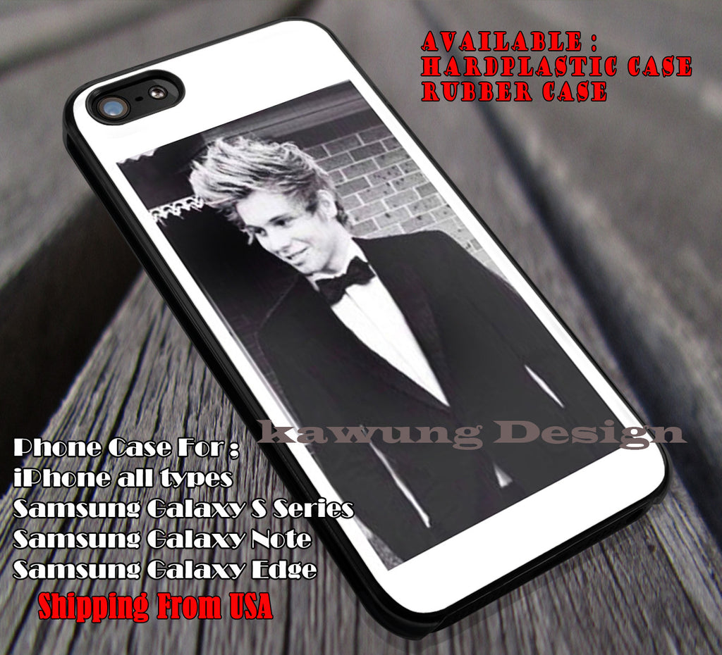 Luke hemmings suit, 5sos, 5 Second of Summer, case/cover for iPhone 4/4s/5/5c/6/6+/6s/6s+ Samsung Galaxy S4/S5/S6/Edge/Edge+ NOTE 3/4/5 #music #5sos ii - Kawung Design  - 1