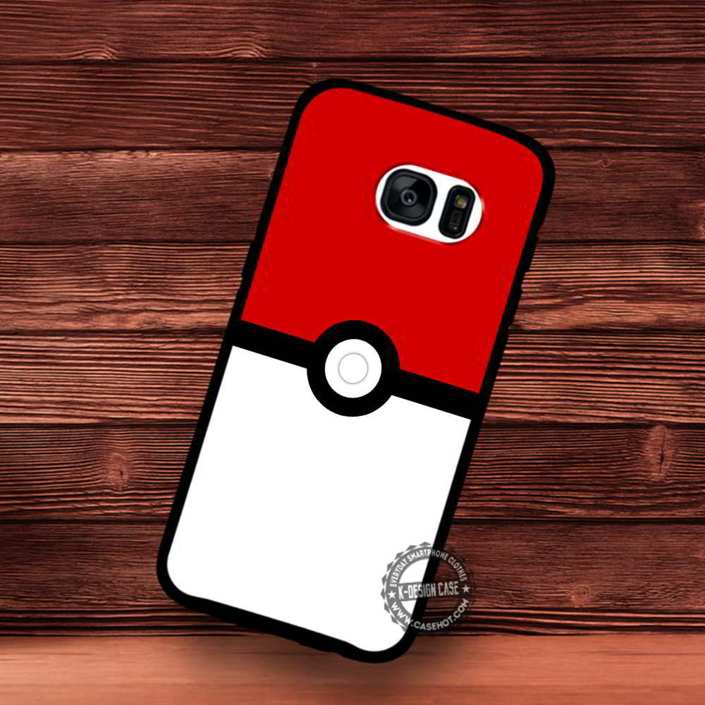 Poke Ball Wallpaper IPhone 4 5 SE Cases Samsung Galaxy S5 S6