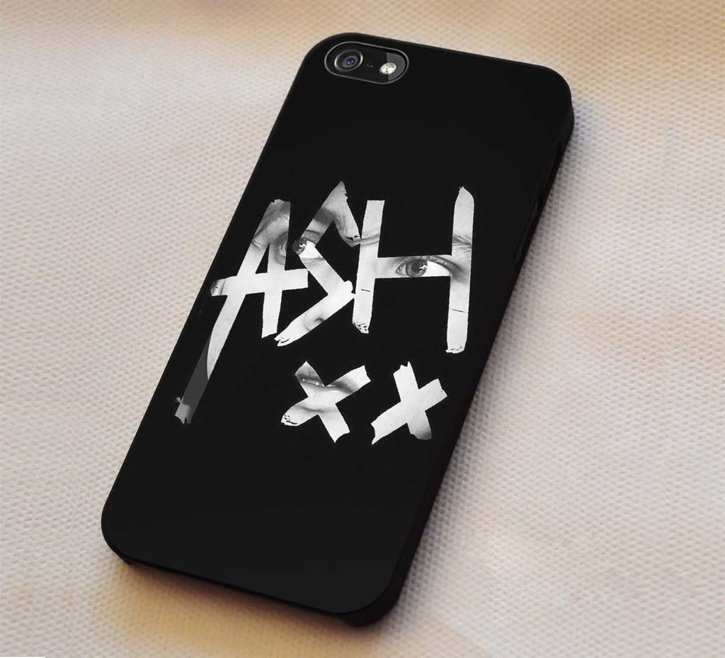 Ashton Fletcher Irwin iPhone 6s+ 6 plus 5s 5c 4s Samsung Galaxy S4 S5 S6 Edge+ NOTE 3/4/5 Covers #music #5sos ii - Kawung Design  - 1