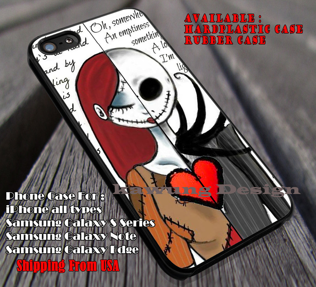 True Love Till The End | Jack and Sally | Nightmare Before Christmas ...