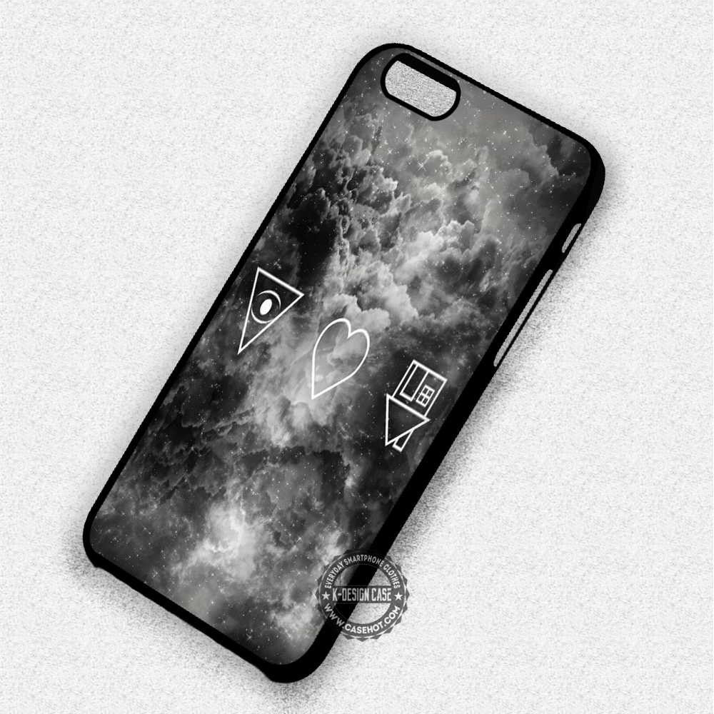 Weather With Symbols Neighbourhood Band Iphone 7 6s 5c Se Cases