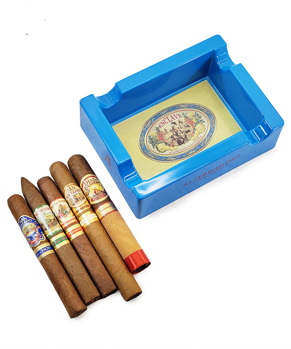 AJ Fernandez 5-Pack W/ Free Ashtray