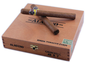 Aladino Churchill (Corojo) 7 x 48