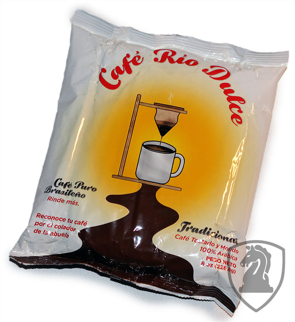 Café Rio Dulce - Ground Coffee - 8oz