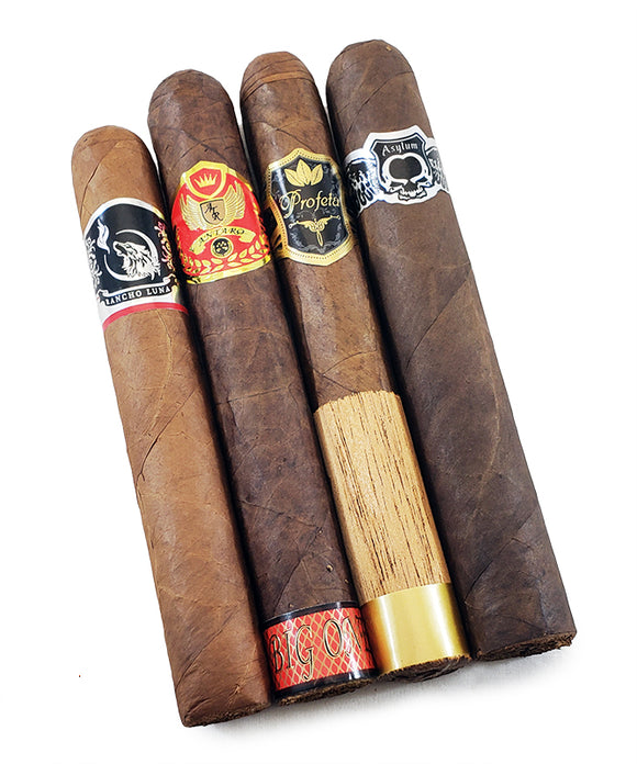 SUPER GORDO 4-Pack Sampler