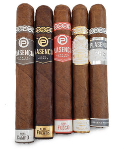 Plasencia 5-Pack - Unofficial Sampler