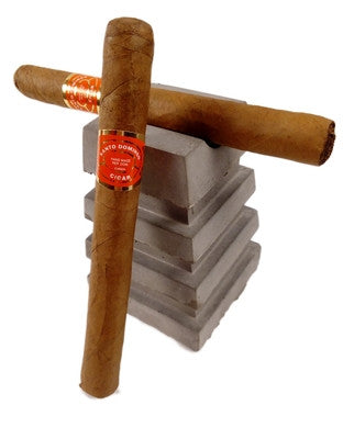 Santo Domingo Cigars - Corona Connecticut - 6 x 44