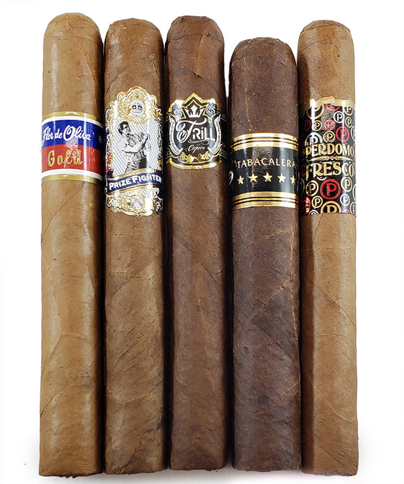 Bargain Cigar Sampler