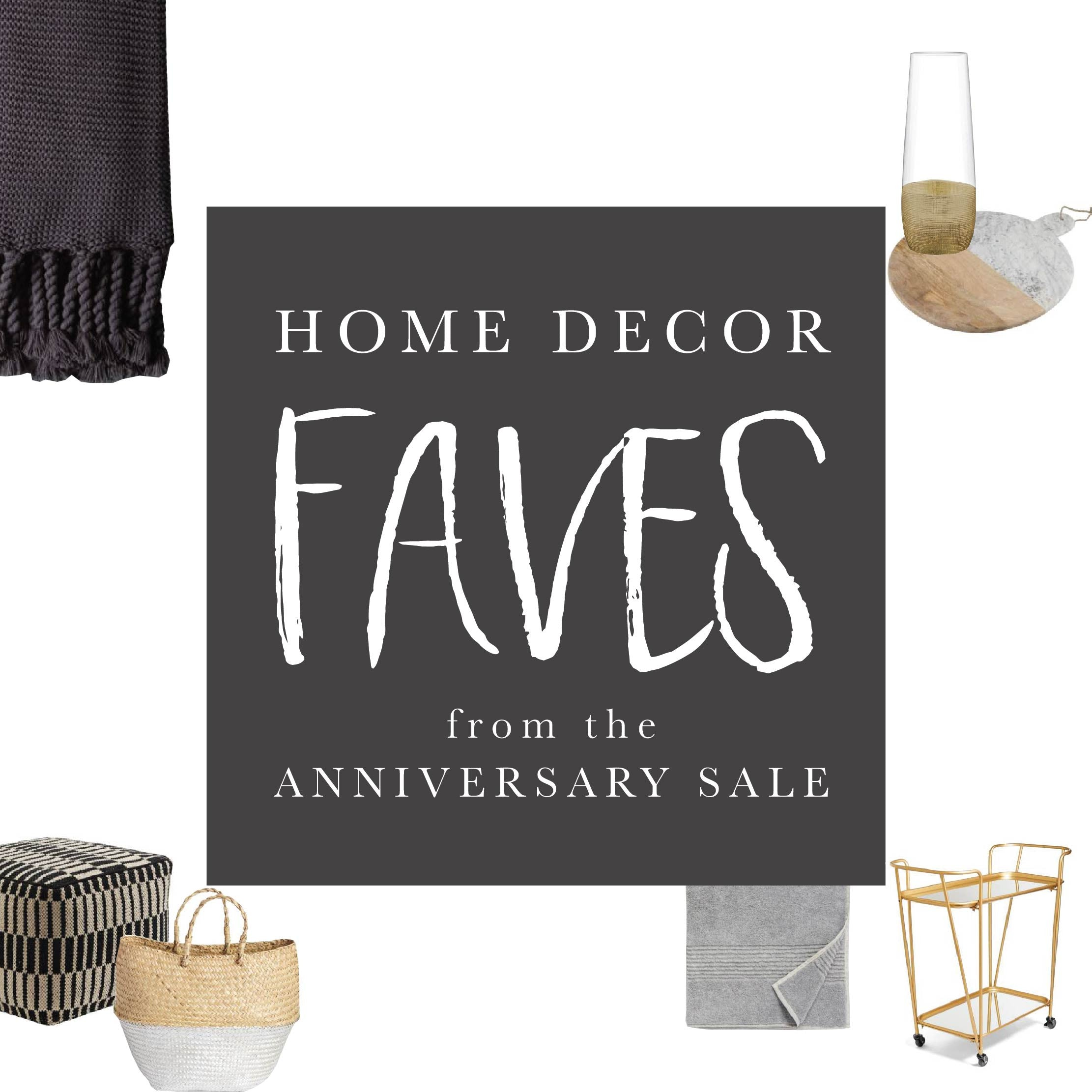 Home Decor FAVES from the Nordstrom Anniversary Sale!