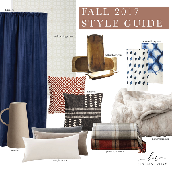 Modern Farmhouse Fall Style Guide