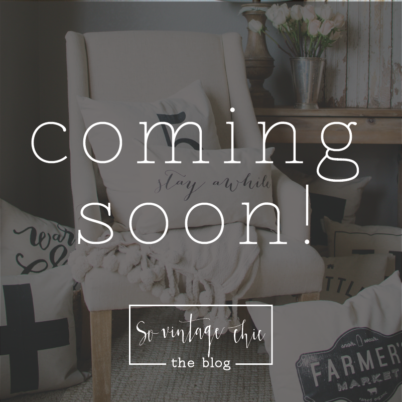 Coming Soon! The SVC Blog