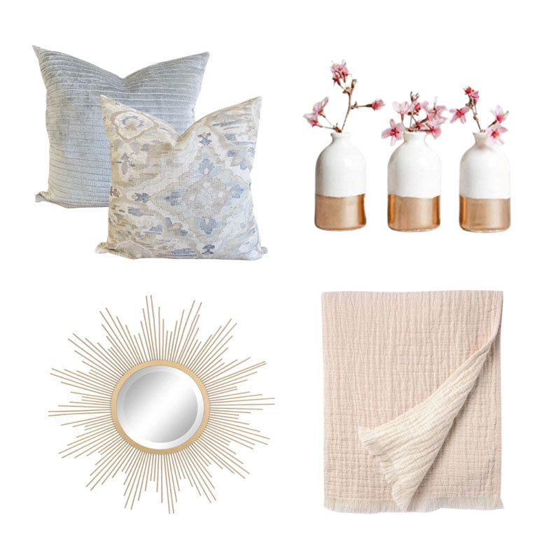 Hit Refresh: Spring Home Decor Round-up