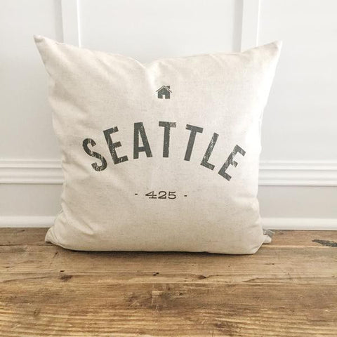 Seattle Pillow