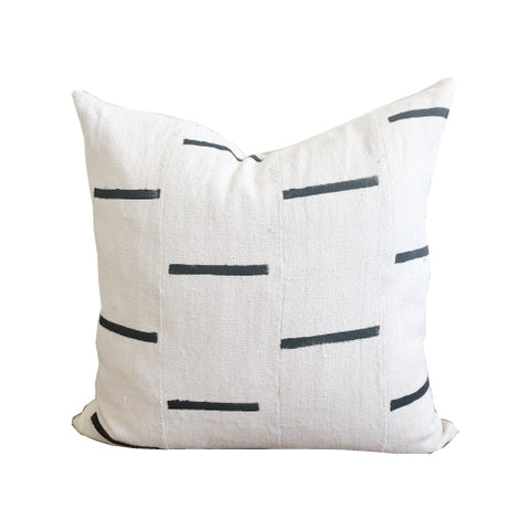 Dash Mud Cloth Pillow