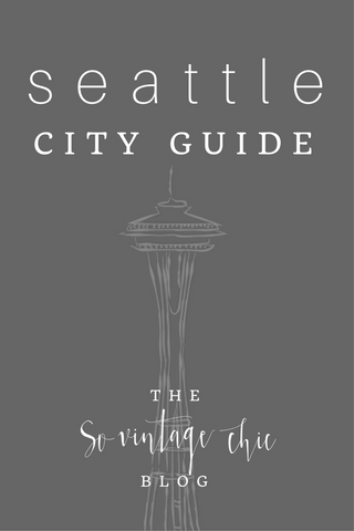 Seattle City Guide Long