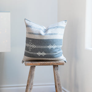JADE || Wool Pillow Cover