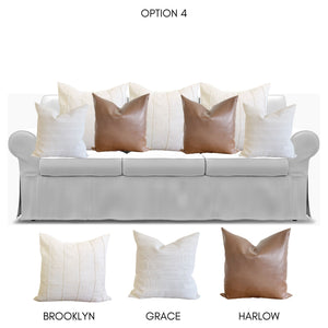 Pillow Design Consultation