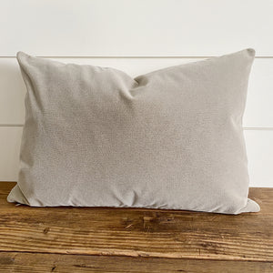 DREW|| Mushroom Neutral PIllow Cover (WINTER LAUNCH 2020)