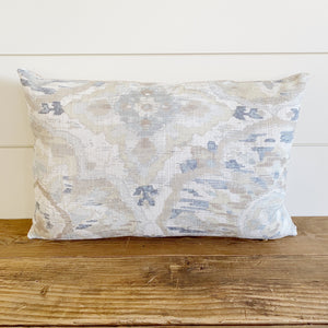 EVERLY || Watercolor Floral Pillow Cover