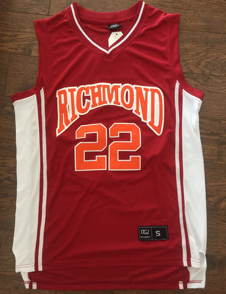 Timo Cruz 22 Coach Carter Richmond Oilers Jersey