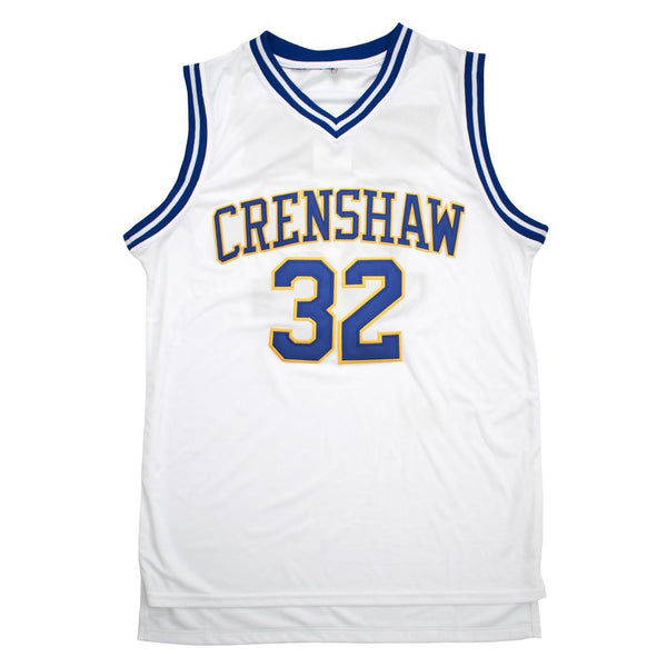 Monica Wright #32 Crenshaw High School Jersey
