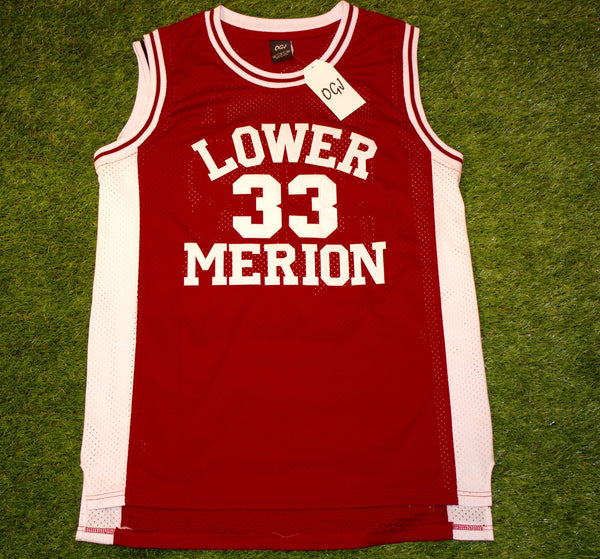 #33 Kobe Bryant Lower Merion High School Jersey