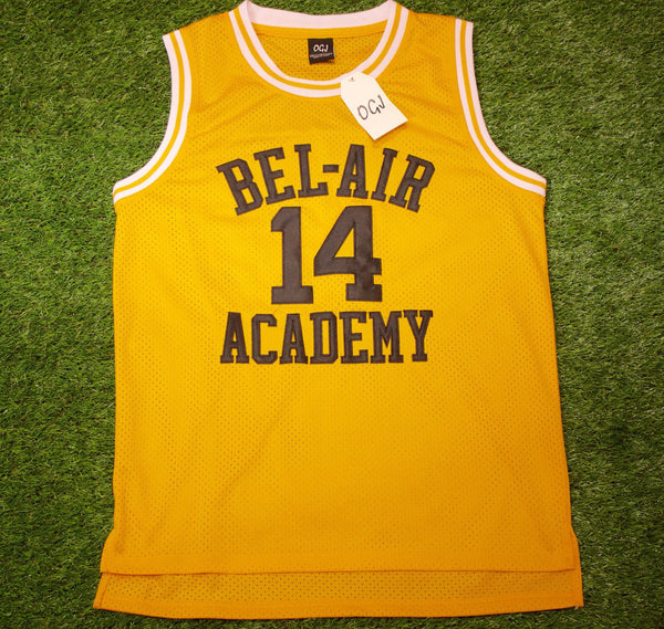 16182d07a 14 The Fresh Prince of Bel-Air Will Smith Bel-Air Academy Basketball ...