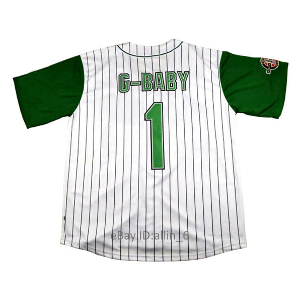 #1 The G-BABY KEKAMBAS Baseball Jersey