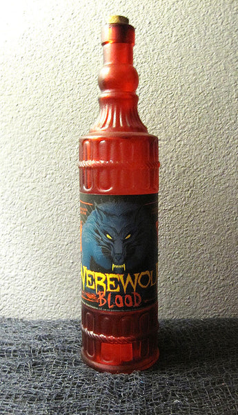 Werewolf Blood Bottle