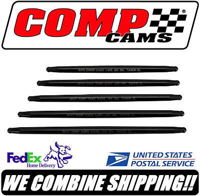 "COMP Cams 9.150"" Dual Taper 7/16"" .165"" Wall 1pc 4130 Moly Pushrods #8680-16"
