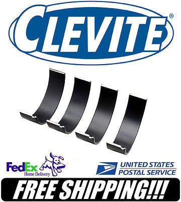 "8 Clevite BBC Big Block Chevrolet V8 2.200"" Rod Coated H-Bearings #CB743HK"