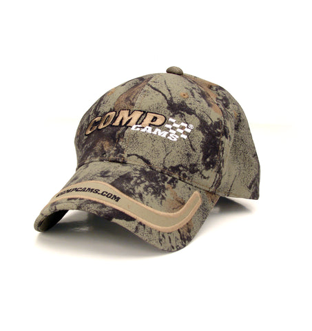 COMP Cams Camo Outlaw Universal Fit Hat #C638