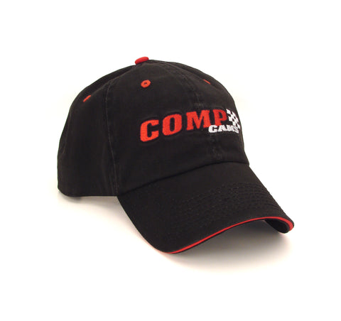 COMP Cams Black Adjustable Hat #C639