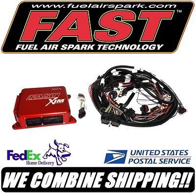FAST Ignition Controller Kit with Plug N Play Harness for GM LS2 LS7 #301312