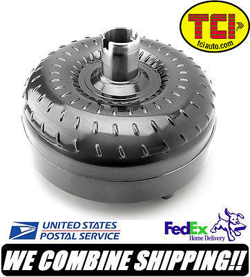 "TCI 1966-84 Ford C6 w/1.850"" Pilot Saturday Night Special Converter #441700"