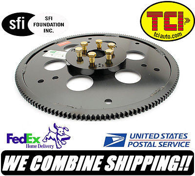 TCI Machined Flexplate for Ford 4.6L 289-302-351-400M & GM Transmission #529632