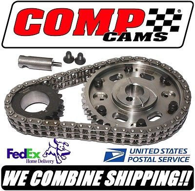 Comp Cams 1984-92 SBF Ford 5.0L 302 Ultimate Adjustable Billet Timing Set #8138